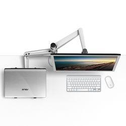 애니클리어 듀얼 2단 노트북 모니터 거치대 OA-7X