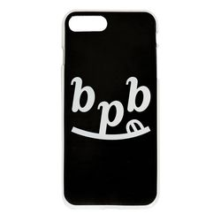 SMILE B  IPHONE CASEBlack
