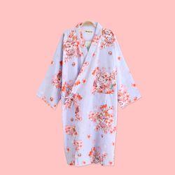 [예약판매 5/4일 순차배송] 벚꽃냥 유카타 원피스 잠옷