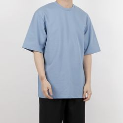 Summer elastic overfit tshirts
