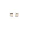 [오뜨르뒤몽드]figure square earring (3colors)