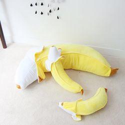 바나나 모양 쿠션 - 중 size
