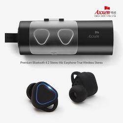액센 블루투스 무선 이어폰 N520