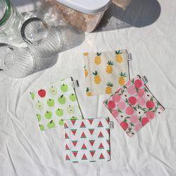 fruit coaster (4 type)