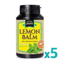 팔레오 레몬밤 160g 5통
