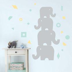 [무료배송] 행복한코끼리가족