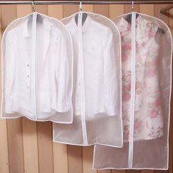 투명 옷보관커버 5p (60x100)