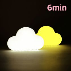 인테리어 구름 램프 클라우디클라우드 소리터치센서