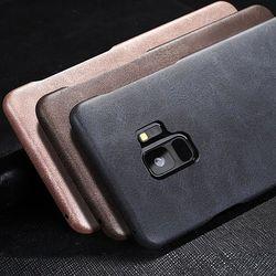 램스킨 양가죽 케이스 갤럭시S9 S9플러스