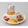 [1+1 동일상품] 이노마타 캠핑 야구장 나들이 바베큐 나눔 접시