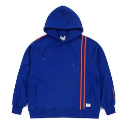 LINE SPORTS OVERSIZED HOODIE BLUE