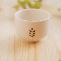 술잔(민자)나뭇잎
