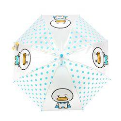 B급패밀리 오리 55 비닐 우산