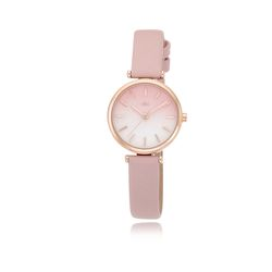 벚꽃 핑크 봄 빛 솜사탕 시계 CL2G18401LPP
