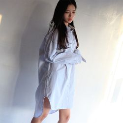 melody system long shirt (2color)
