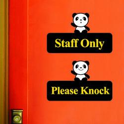 [리빙스티커]Please-panda(LIS)