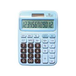 13000 ECD-701N 데스크계산기 (블루)