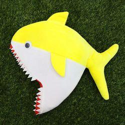 상어가족 모자 (옐로우아기)