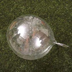 투명 버블 벌룬 (10인치)