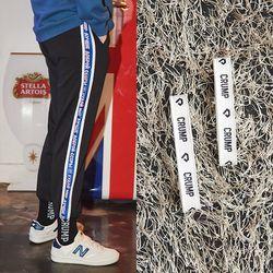 [예약판매 10/5 발송예정] Crump represent track pants + logo pants holder