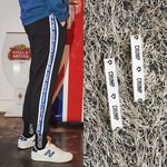 [예약판매 10/5 발송예정] Crump represent track pants + logo pants holder