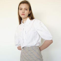 LILLY BLOUSE (WHITE)