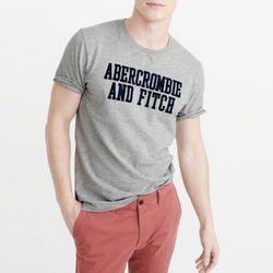 아베크롬비 반팔 티셔츠 2293 120 그레이 남녀공용