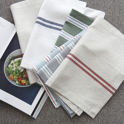 lin kitchen cloths