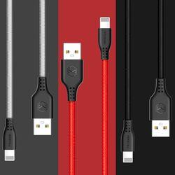 Mcdodo Y 시리즈 SR 아이폰 고속충전 케이블 1.2m