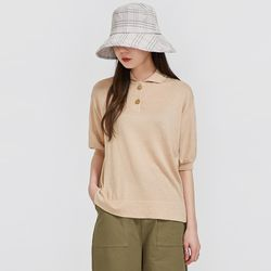 soso two button knit