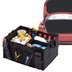 자동차 트렁크 수납 박스 정리함