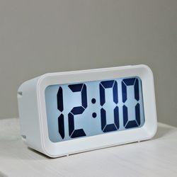 (ktsx114)사드디지털탁상시계 화이트