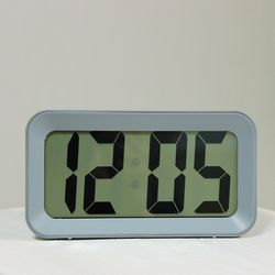 (ktsx115)사드디지털탁상시계 그레이
