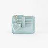 [선출시+동일컬러 하트 키링 증정] Dijon 301S Flap mini Card Wallet Mint Pearl