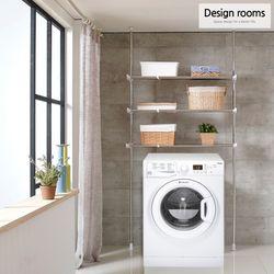 접이식 세탁기선반 3단