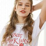 Lace Rose T-ShirtWhite