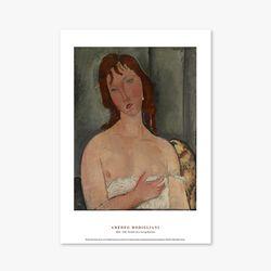 Young Woman - 아메데오 모딜리아니 029
