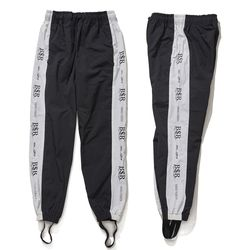 BSRABBIT BSR JOGGER PANTS BLACK