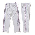 BSRABBIT GR KOREA TRACK PANTS WHITE