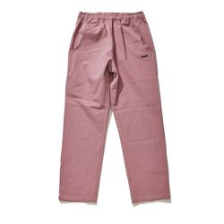 BSRABBIT BSR COTTON BASIC TRACK PANTS INDYPINK