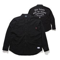BSRABBIT TFWBBT SHIRT BLACK