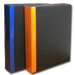 9500 A4고정식 80매 CF (블루)