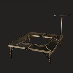 캠핑용 화로대 테이블+전용가방