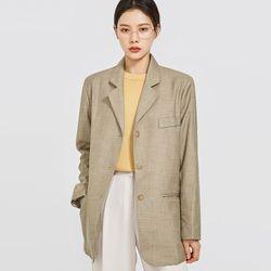 bern vintage check jacket