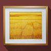 워너비아트 황금황보리보리그림 풍수지리그림