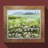 워너비아트 평화의들꽃풍경화 풍수지리그림 화가그림