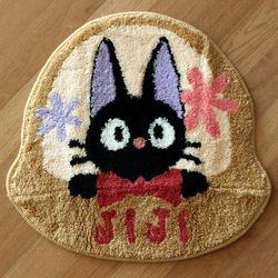 마녀배달부 고양이 지지 기프트박스 액센트 매트