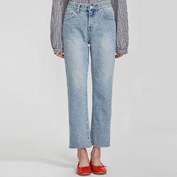 refine vintage denim pants (s m)