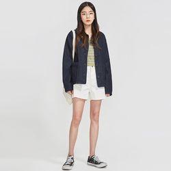 rev minimal cotton jacket