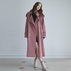 2018 NEW trench coat 로제 트렌치코트